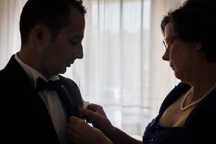 Matrimonio a Oristano. Reportage dei preparativi.