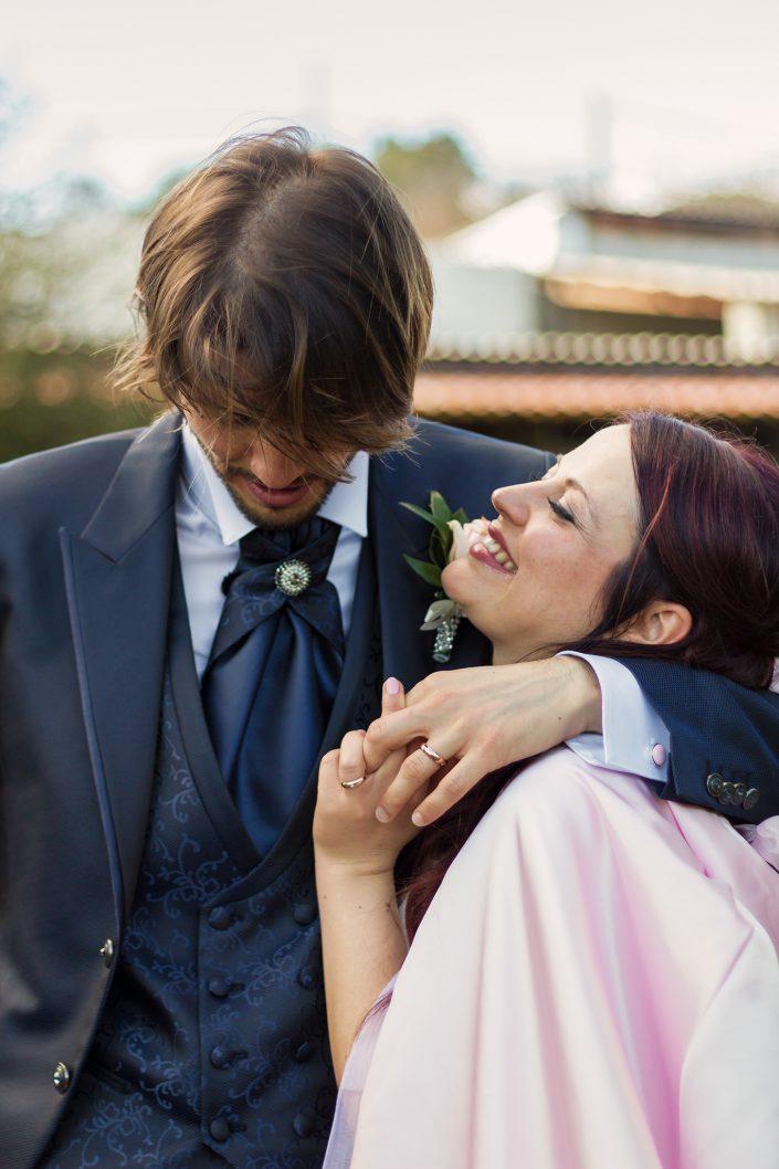 Fotografia di matrimonio in Sardegna