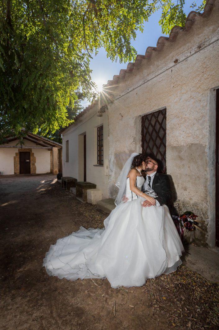 Fotografia di matrimonio al villaggio di San Salvatore, Cabras