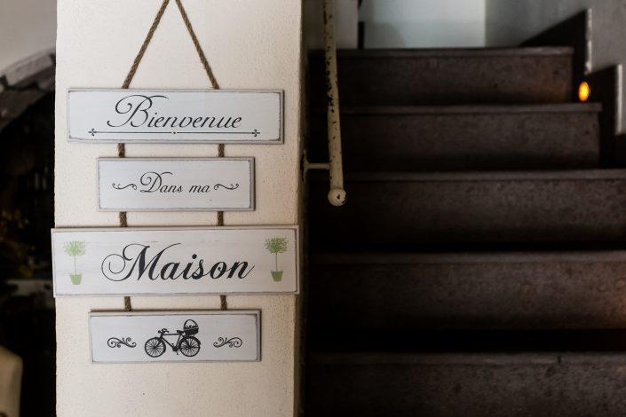 Dettaglio di accoglienza in un B&B di Bosa - Cliente: Airbnb