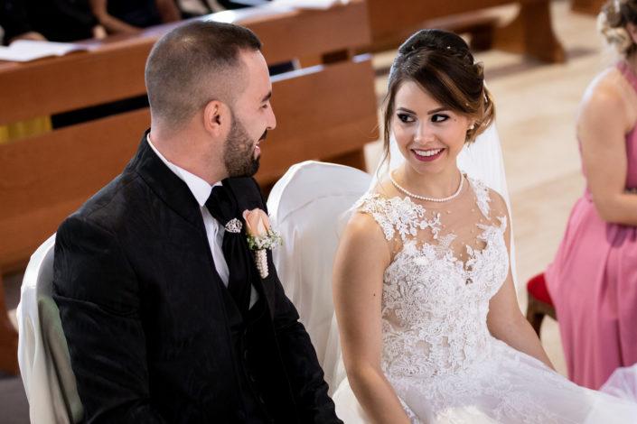 fotografia di matrimonio realizzata a Oristano, Sardegna