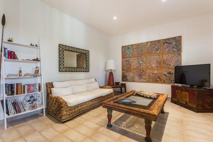 fotografia di interni in Sardegna. Casa vacanza a Putzu Idu, provincia di Oristano. Sardegna