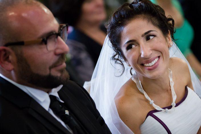 Fotografia di matrimonio realizzata a Cabras, provincia di Oristano